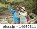 シニア夫婦のハイキング  14960811