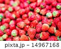 イチゴジャムにできるたくさんの苺 14967168