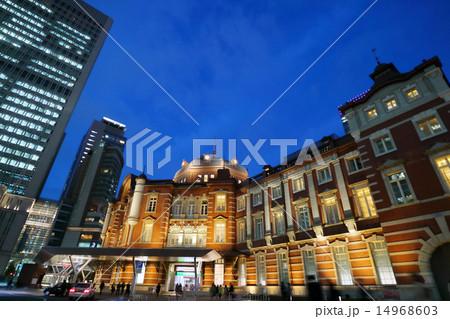 東京駅 14968603