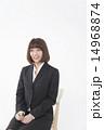 話す 就職活動 面接の写真 14968874