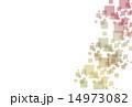 ジオメトリック パターン 模様のイラスト 14973082