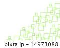 ジオメトリック パターン 模様のイラスト 14973088