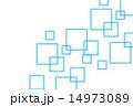 ジオメトリック 模様 幾何学模様のイラスト 14973089