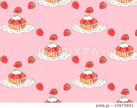 苺 イチゴ いちご 果物 食べ物 苺タルト ケーキ デザート スイーツ 甘い