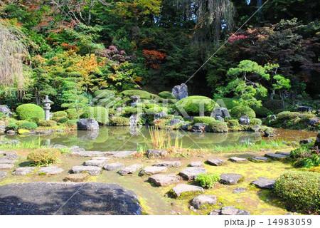玉川寺庭園【国指定文化財】 14983059