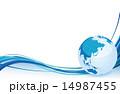 地球儀 14987455