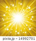 放射線 集中線 ベクターのイラスト 14992701