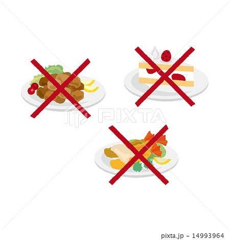 高カロリーな食物 14993964