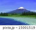 富士山 15001519