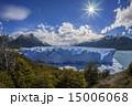 ペリトモレノ氷河 ペリト・モレノ氷河 ペリートモレノ氷河の写真 15006068