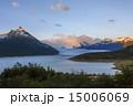 パタゴニア ペリトモレノ氷河 ペリト・モレノ氷河の写真 15006069