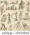 図面 絵 トルコのイラスト 15010816