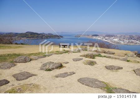 米子城からの展望 15014578