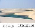 白砂漠 レンソイス レンソイス・マラニャンセス国立公園の写真 15018119