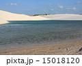 白砂漠 レンソイス レンソイス・マラニャンセス国立公園の写真 15018120