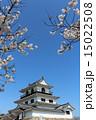 三階櫓 白石城 城の写真 15022508