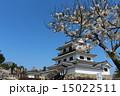 三階櫓 白石城 城の写真 15022511