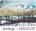浅間山 塩沢湖 軽井沢 15025135