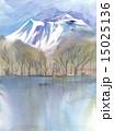 浅間山 塩沢湖 軽井沢 15025136