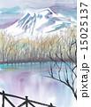 浅間山 塩沢湖 軽井沢 15025137