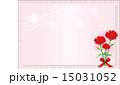 カーネーション 母の日 花束のイラスト 15031052