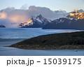 パタゴニア ペリトモレノ氷河 ペリト・モレノ氷河の写真 15039175