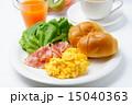 朝食バイキング バイキング 朝食の写真 15040363
