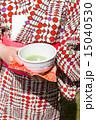 抹茶 茶碗 お抹茶の写真 15040530