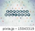 デジタル ビジネス 急速のイラスト 15043319