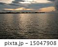 南シナ海(ウォーターフロント・コタキナバル・/東マレーシア・ボルネオ島) 15047908