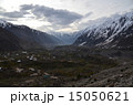 ナンガパルバット近郊 山岳地帯 風景の写真 15050621
