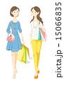ショッピング_背景なし 15066835