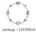 オーバルフレーム(ピンク) 15076810