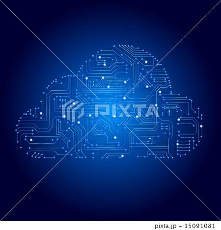 Cloud computing concept 15091081