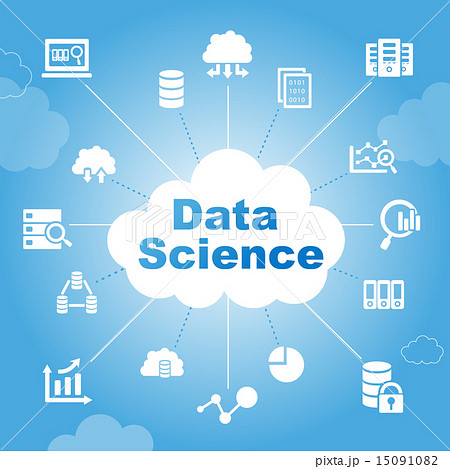 Data Science concept 15091082
