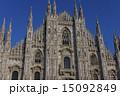 ミラノ大聖堂 ミラノ 大聖堂の写真 15092849