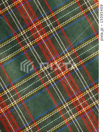 Tartan backgroundの写真素材 [15095409] - PIXTA