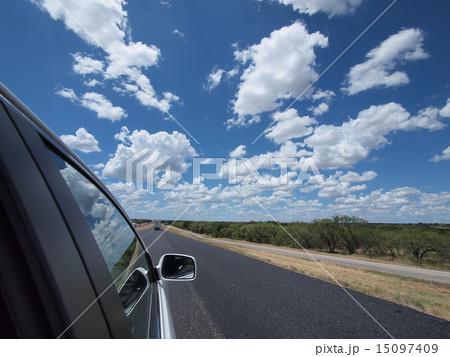 車からの景色 15097409