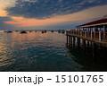 Sunset Stone Town Zanzibar 15101765
