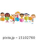 英会話と子供達 15102760
