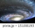 天の川_銀河 15108193