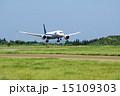 着陸 B787 秋田空港の写真 15109303