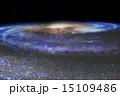 天の川銀河 15109486