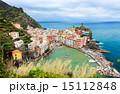 Vernazza village in Cinque Terre 15112848