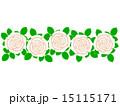 背景素材 花柄 柄のイラスト 15115171