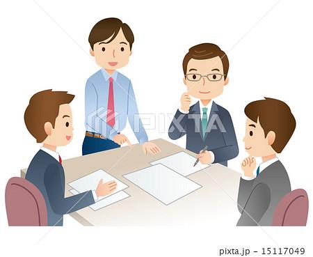 ビジネス会議 オフィス 15117049