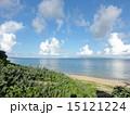 海岸 海 石垣島の写真 15121224