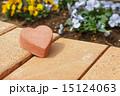 園芸用品 ガーデニング ハートの写真 15124063