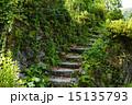 田舎の階段 15135793