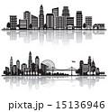 様々な都市 15136946